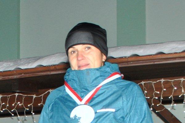 Erika Ondrijová.
