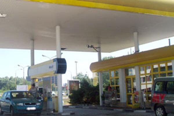 Benzínové čerpadlo na Balkáne vylúpili už dvakrát.