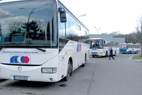 SAD Zvolen chce kúpiť nové autobusy.