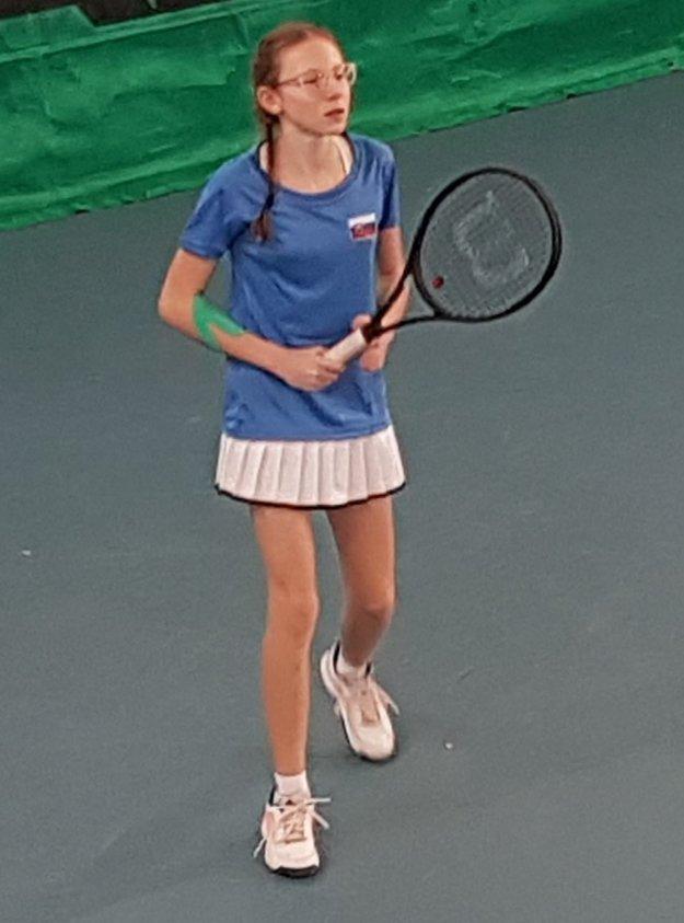 Nina Kyseľová.