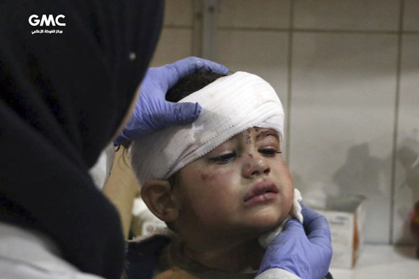 Sýrčania prechádzajú jedným z najnásilnejších období v takmer sedem rokov trvajúcom konflikte.