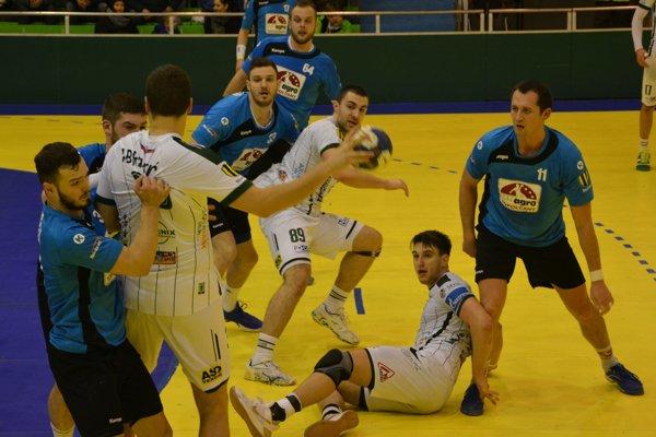 Agro doma zaskočilo Prešov a pripísalo si dva body do tabuľky.