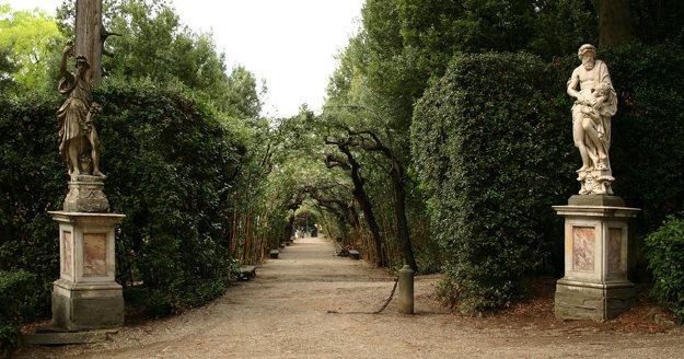 Záhrady Boboli