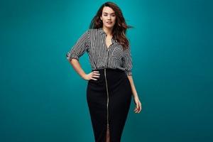 ed4e6c2430a3 Ako sa obliekajú známe moletky  Inšpirujte sa ich štýlom - Žena SME