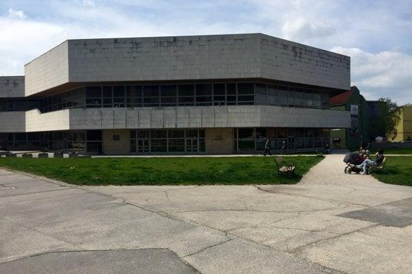 Dom armády v Trenčíne.
