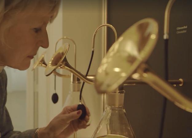 Catherinu Ballovú, vnučku piešťanského kúpeľníka Ľudovíta Wintera, si v Paríži získal svet vôní. Posledný diel dokumentárneho cyklu Šesť zmyslov Paríža uvedie Dvojka v pondelok o 21.30.
