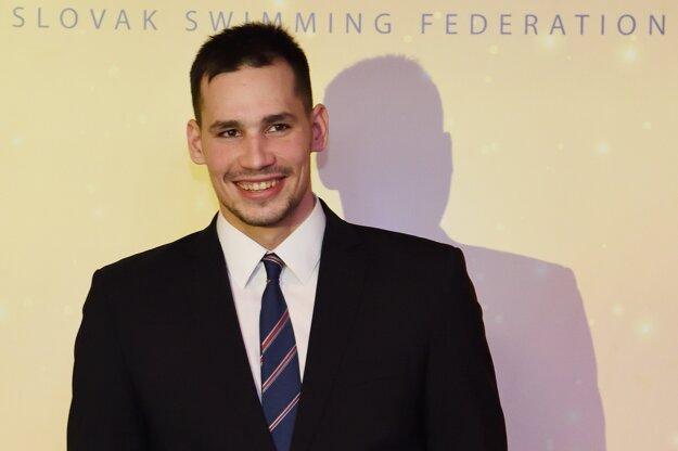 Najúspešnejší plavec Richard Nagy.