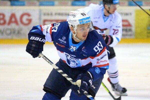 Karol Csányi mal v piatok v Nových Zámkoch bilanciu 1+1. Za víkend však získali Nitrania iba jeden bod do tabuľky.