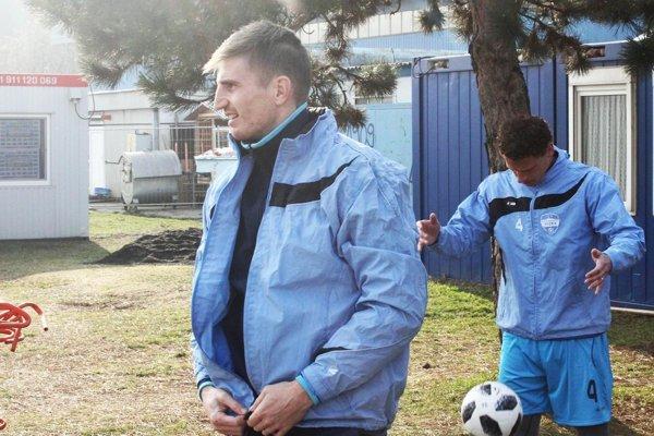 Pavol Farkaš si hľadá nový klub. Zatiaľ trénuje v Nitre.