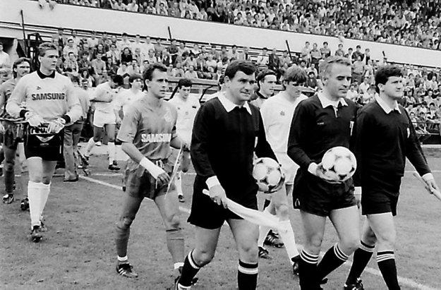 Na zápase Pohára UEFA medzi Plastikou Nitra a 1. FC Kolín v roku 1989 bolo na štadióne 15-tisíc divákov.