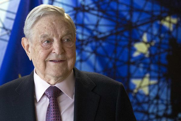 Americký finančník George Soros