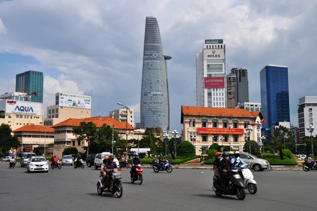 Saigon, moderná tvár mesta
