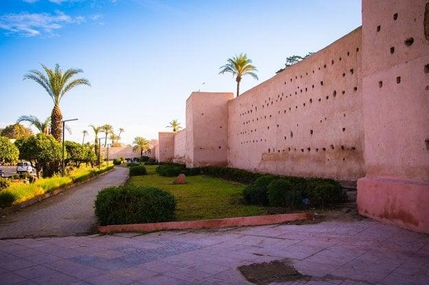 Exotické Maroko