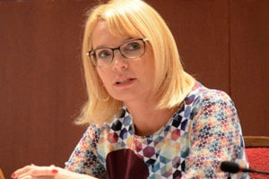 Viceprimátorka Renáta Lenártová (Smer) sa prvýkrát vyjadrila k svojmu výroku o krave.