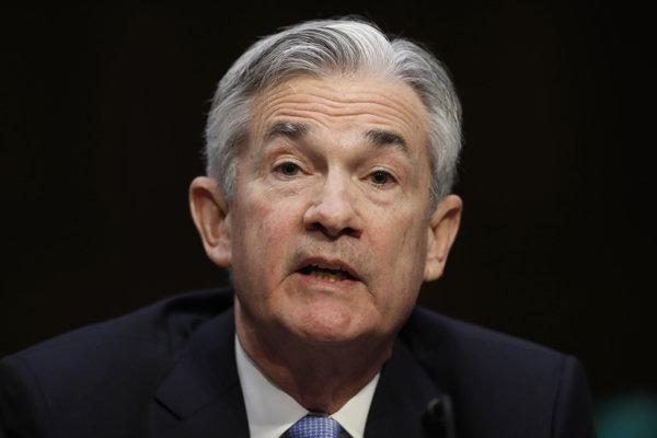 Nový šéf americkej centrálnej banky Jerome Powell.