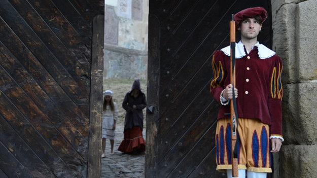 Natáčali v historickej Banskej Štiavnici, ale aj v okolitých obciach.