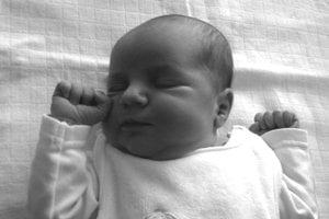 Federika Galbavá (3440 g, 48 cm) sa narodila 7. februára Lucii a Petrovi zo Selca. Doma už majú Natašku, Olivera a Teodora.