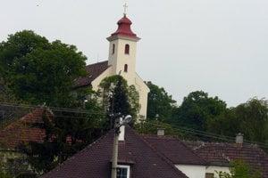 Kaplnka sv. Rozálie v Lamači.