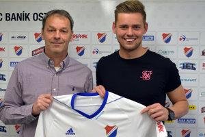 Viktor Budinský sa stal posilou slávneho českého klubu.
