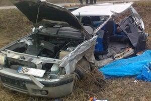 RABČICE, január 2014. Mimoriadne tragicky skončila zrážka dvoch áut medzi Rabčou a Rabčicami. V jednom z vozidiel zahynuli mladí rodičia. Zostal po nich vtedy 11-mesačný chlapček, ktorý akoby zázrakom nehodu prežil.