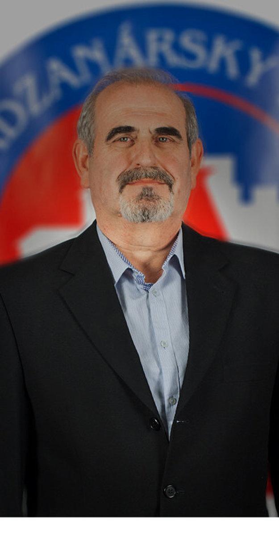 Ján Bakoš.