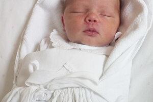 Barbora a Norbert Botekovci majú veľkú radosť zo syna Benjamína, ktorý sa narodil 9. februára (3160 g, 49 cm). Na bračeka sa teší aj ročný Sebastián.