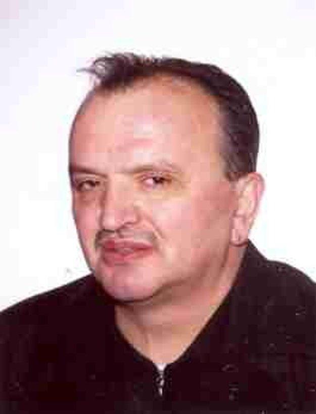 Talat Grble, polícia už šesť rokov po ňom pátra.