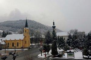 Mesto Krompachy.