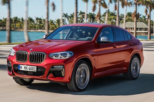 Nové BMW X4 bude mať premiéru v Ženeve. Karoséria modelu X4 druhej generácie pôsobí vyváženejším a dynamickejším dojmom a vyznačuje sa pozmenenou prednou časťou a úzkymi zadnými svetlami.