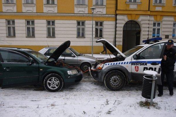 Vodič mal šťastie, nemusel zháňať pomoc inde.