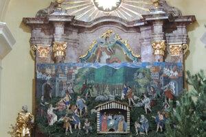 Betlehem z 19. storočia.