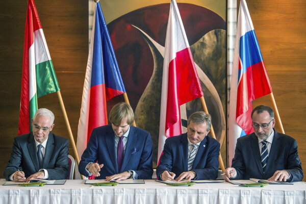 Rezorty zdravotníctva Vyšehradskej štvorky posilnili spoluprácu
