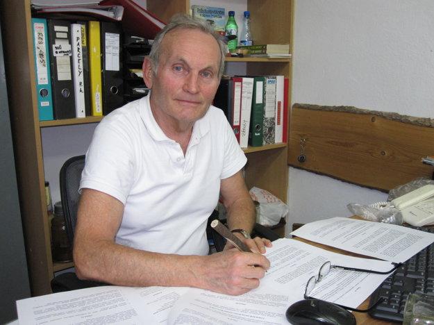 Predseda spoločenstva vlastníkov bytov Jozef Ugróczy zdôraznil, že do vchodu netreba púšťať cudzích ľudí.