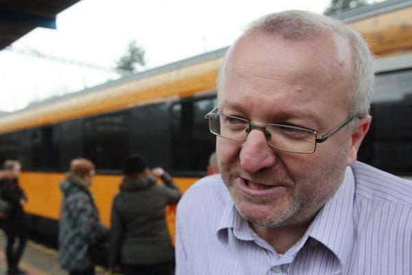 Radim Jančura, český podnikateľ a majiteľ skupiny Student Agency, ktorej patrí aj železničný dopravca RegioJet.