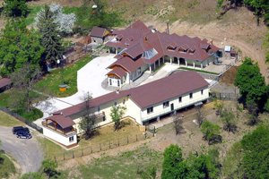 9.máj 2003. Majského ranč v Obyciach.