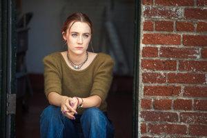 Vynikajúca Saoirse Ronan vo filme Lady Bird.