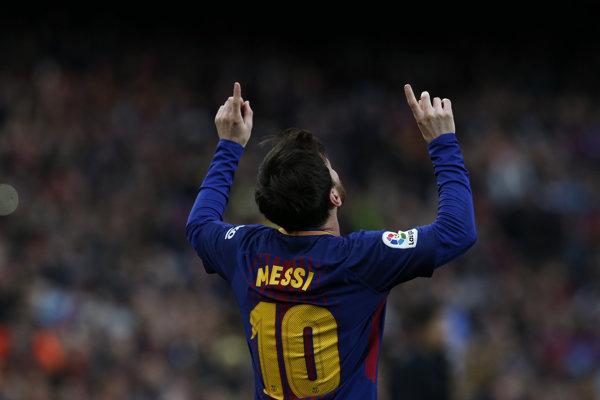 Lionel Messi rozhodol dôležitý zápas s Atleticom Madrid.
