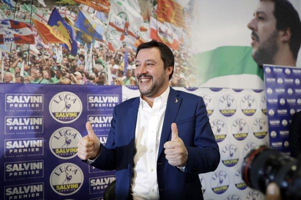 Bude nacionalista Matteo Salvini novým talianskym premiérom?