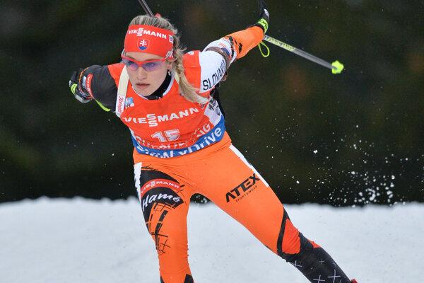 Paulína Fialková má vynikajúcu formu.