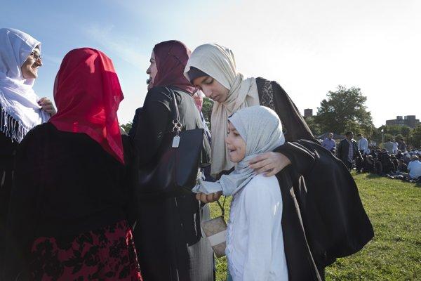 Hidžáb musia ženy v Iráne nosiť povinne..