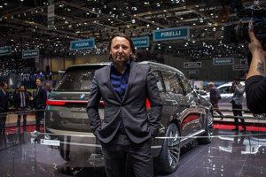 Dizajnér BMW Jozef Kabaň.