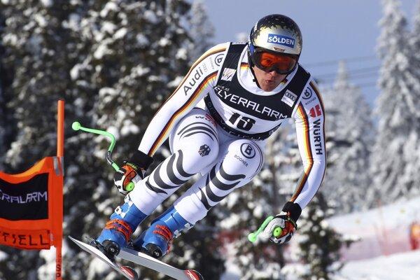 Nemecký lyžiar Thomas Dressen zvíťazil v zjazde v nórskom Kvitfjelli.