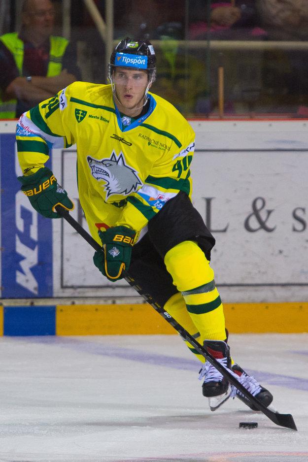 Sezónu Jakub Meliško odštartoval v Žiline.