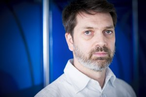 Marek Majeský, herec a vysokoškolský pedagóg.