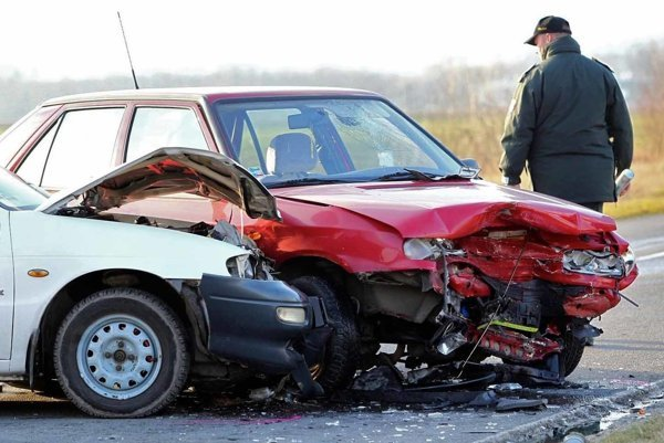 Pri nehodách zomrelo v minulom roku v okrese Prievidza osem ľudí.
