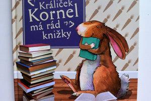 Peter Bently: Králiček Kornel má rád knižky (Svojtka & Co. 2014) - Archív SME