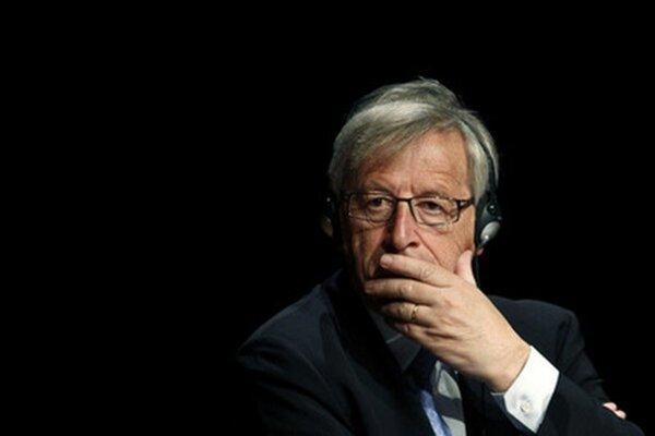 Šéf Európskej komisie Jean-Claude Juncker.