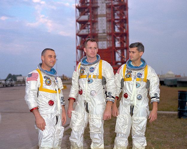 Astronauti Virgil