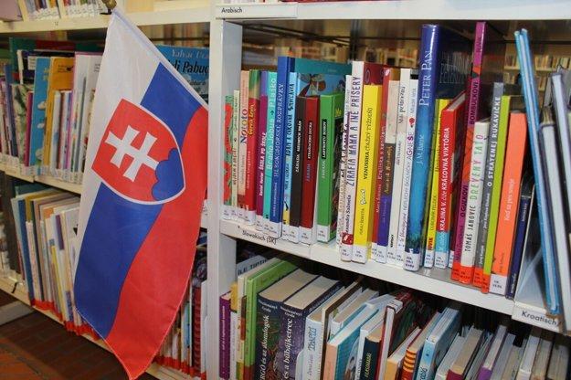 Knižnica v zámku Blutenburg - Archív SME