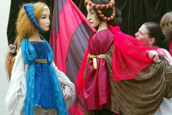 V Banskej Štiavnici chcú z detí vychovávať divadelných divákov.